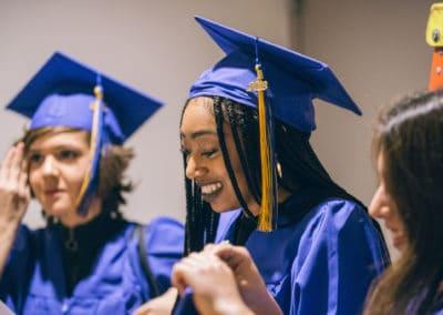 Nine Star GED Program 2017 Graduation Ceremony